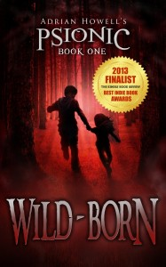 Psionic Wild-born cover