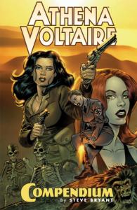 Athena Voltaire Compendium I cover