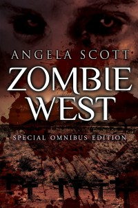 Zombie West trilogy cover