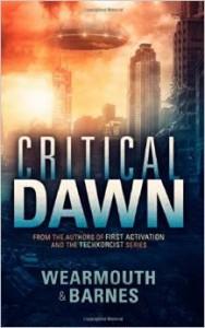 Critical Dawn cover