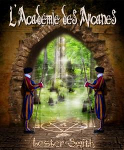 L'Académie des Arcanes cover